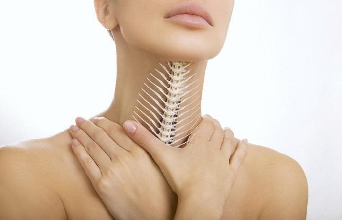 Перфорация пищевода костью