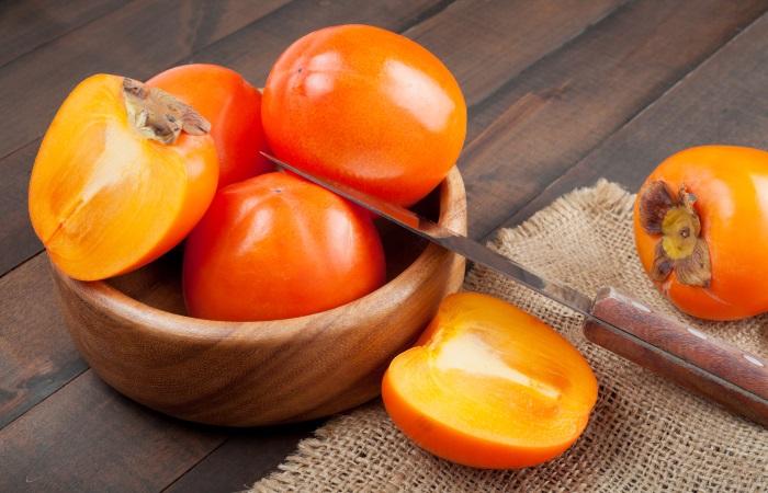 Хурма не только вкусная, но и полезная для здоровья