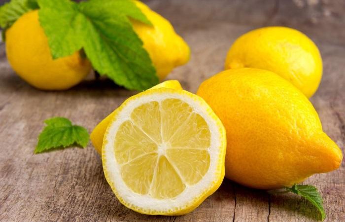 В лимоне присутствуют важнейшие для организма витамины