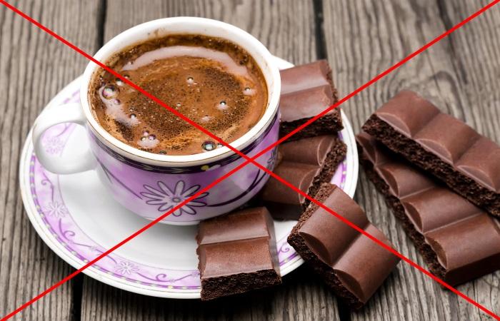 Сладости при язве пищевода не рекомендованы