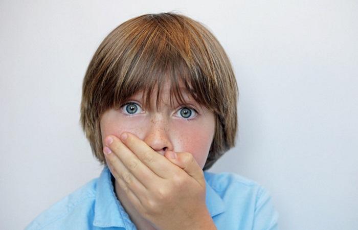 Икота у ребенка становится причиной дискомфорта