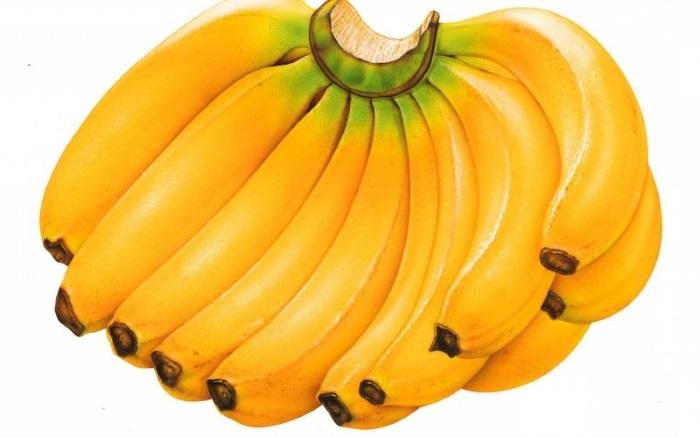 Бананы могут сгущать кровь