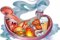 Изжога, тяжесть в желудке, отрыжка: причины появления и рекомендации по избавлению