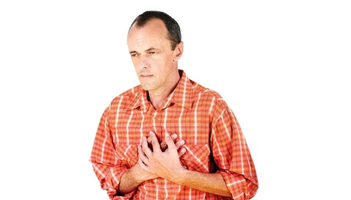 Частым признаком эзофагита является изжога