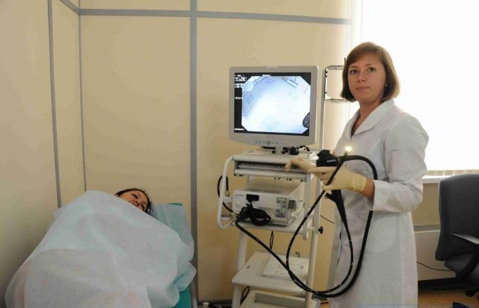 Проведение эзофагоскопии