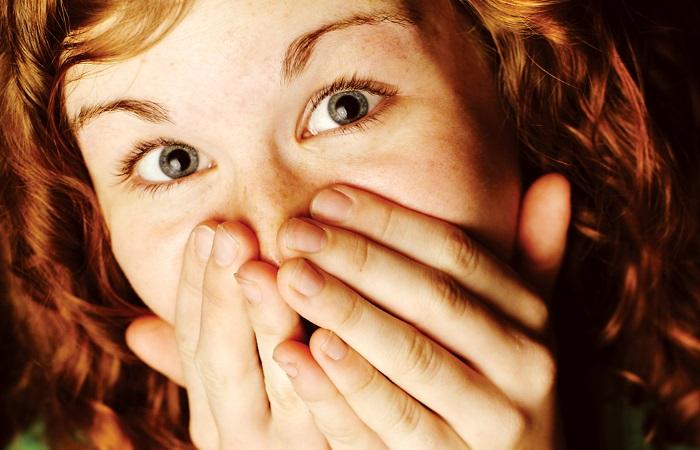 Икота проявляется неприятными короткими и интенсивными дыхательными движениями