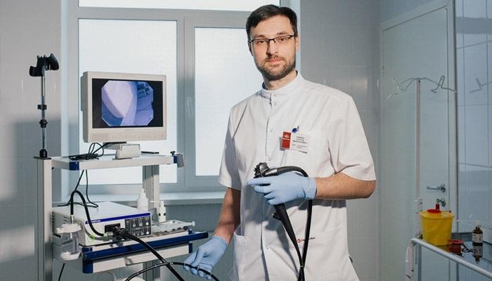 Врач-эндоскопист