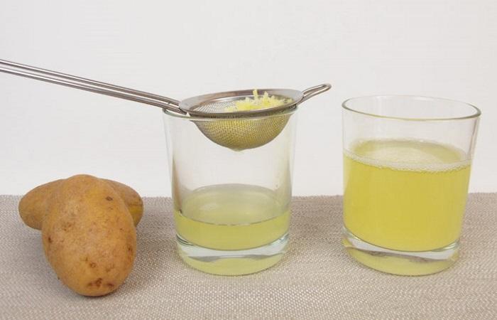 Сырой картофель используется в лечении рефлюкс-эзофагита