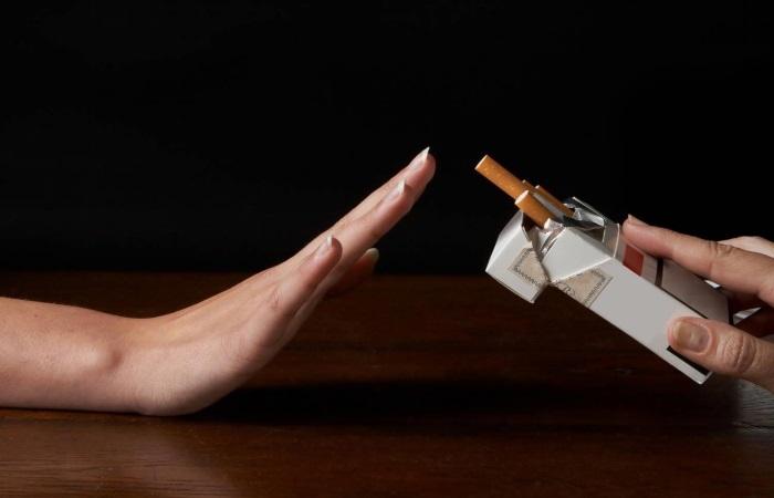 Изжога после отказа от сигарет может быть вызвана синдромом «отмены»