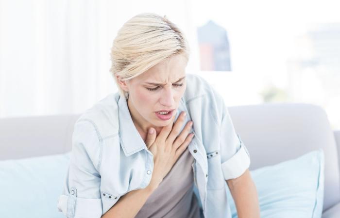 Эрозивный эзофагит поражает различные отделы пищевода