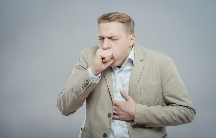 Упорный кашель