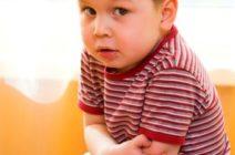 Изжога в детском возрасте: причины, лечение, меры предупреждения