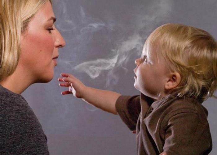 Вред пассивного курения очевиден