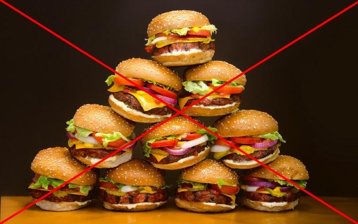 Еда быстрого приготовления вредна для маленького организма