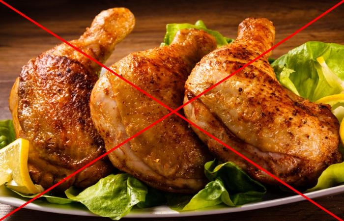 При изжоге и диарее надо придерживаться специальной диеты