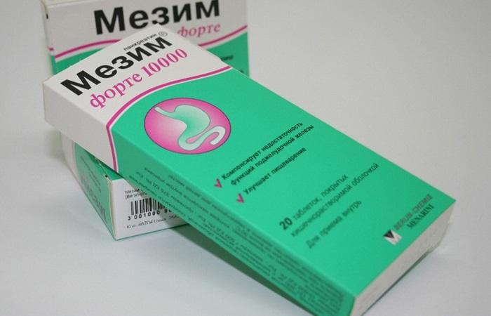 Помогает ли <b>Мезим</b> от изжоги?