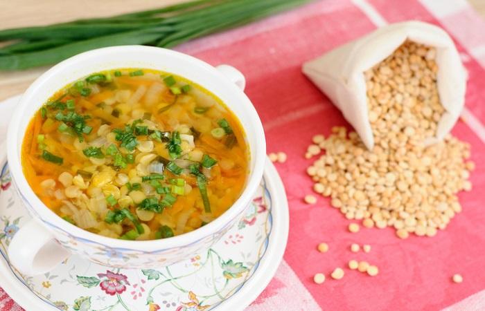 Гороховый суп – любимое многими блюдо
