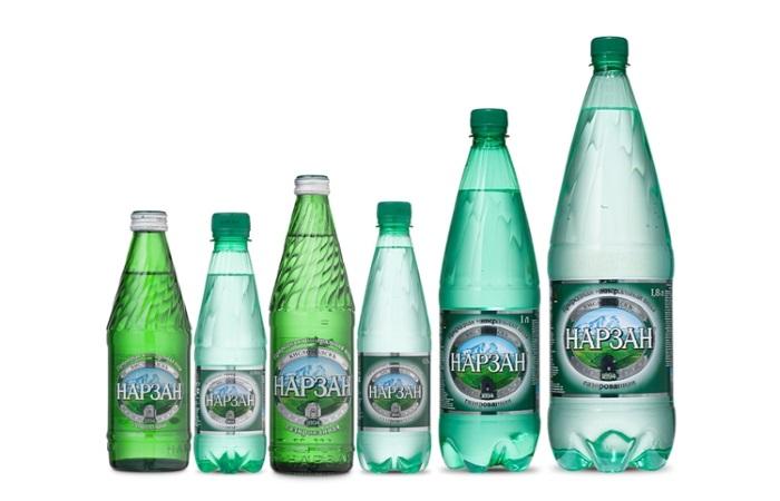Правильно подобранная минральная вода поможет облегчить симптомы изжоги