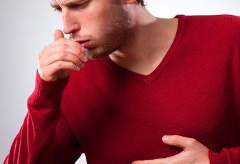 Сочетание кашля и рефлюксного эзофагита