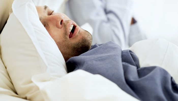 Эпизоды остановки дыхания во сне