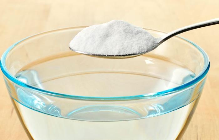 Чайная ложка соды