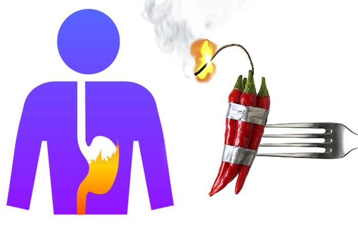 Изжога мучает достаточно большое количество людей