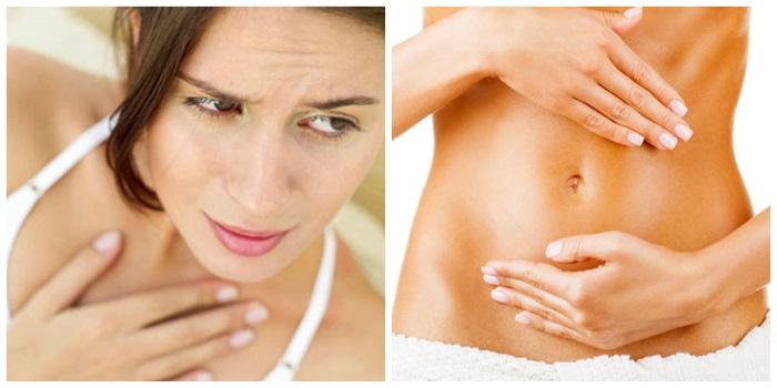Что такое изжога симптомы при беременности