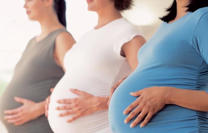 Увеличившаяся матка при беременности давит на соседние органы