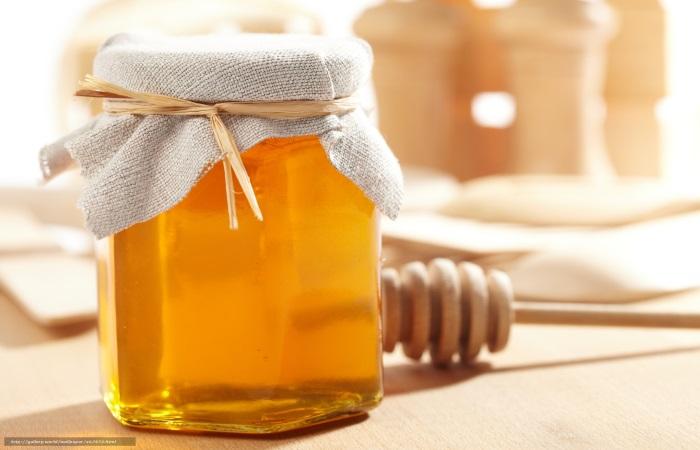Мед – народное средство от изжоги