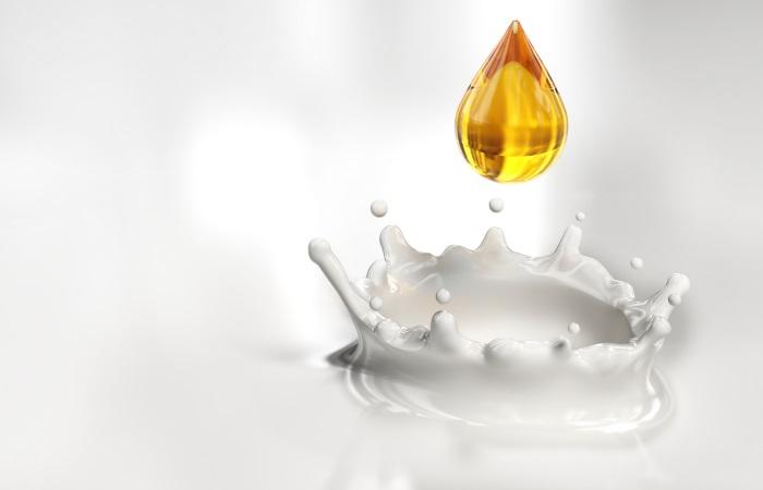 Теплое молоко с медом