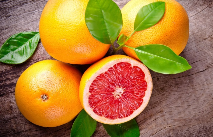 Употребление грейпфрута способно избавить от изжоги