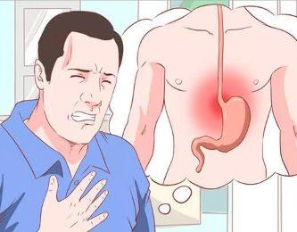 Симптоматика изжоги