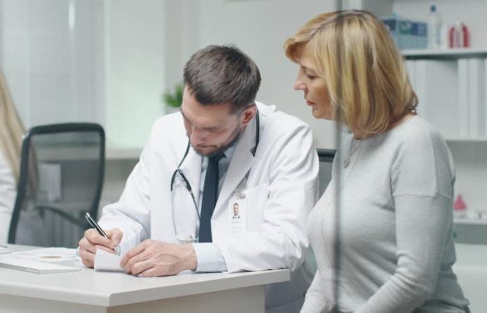 На консультации у гастроэнтеролога